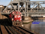 CP/D&H at Broadway Bridge